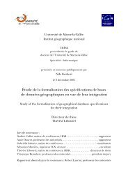 Download the PhD thesis - Recherche - IGN