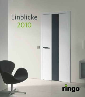 Einblicke 2010 - Ringo Design-Kante R2