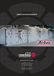 AIRBOX Kastenklimageräte