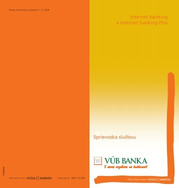 Ib ibplus final dp - VÚB banka