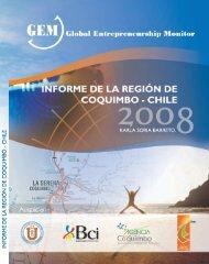GEM Coquimbo 2008 - Facultad de Economía y Negocios UDD ...