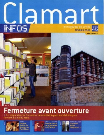Clamart Infos / Fév. 2006