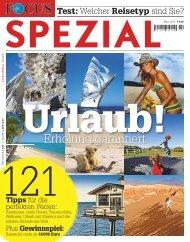 spezial - FOCUS MediaLine