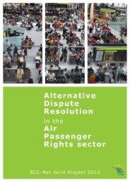 Full report (pdf) - Centre Européen de la Consommation