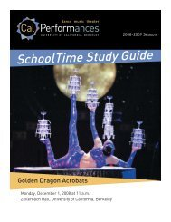 Golden Dragon Acrobats Study Guide 0809.indd - Cal Performances ...