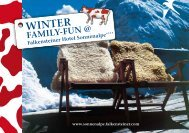Winter family-fun @ falkensteiner Hotel Sonnenalpe