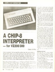 A CHIP.8 - The MESSUI Place