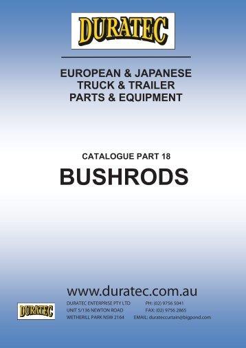 Bush Rods