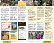 urban traveller - Exchange Magazine