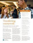 Transferring Student Information - University of the Pacific - Page 4