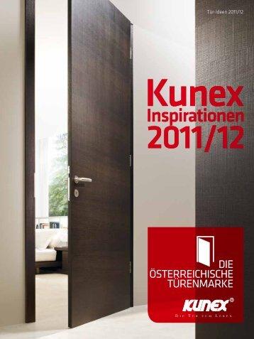 Kunex-Katalog - Die Handwerker