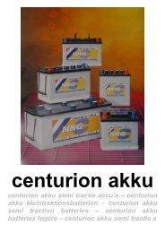centurion akku semi tractie accu's – centurion akku ...