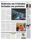 Caminhoneiros fecham rodovias em nove Estados - Metro - Page 3