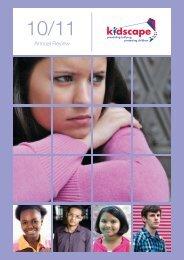 Annual Report 2010-2011 - Kidscape