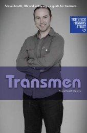 trans men