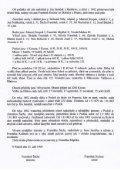 Pamětní listina z kapličky – rok 1909 - Page 2