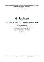 Gutachten - Die Grünen – Burgenland