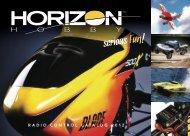 cutting edge - Horizon Hobby