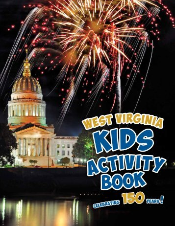Kid's Activity Book - Governor - State of West Virginia
