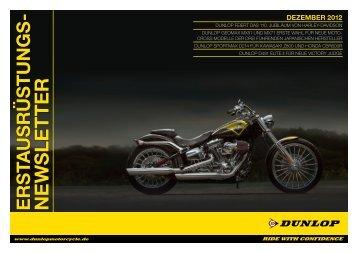 N E W SLE T T ER - Dunlop Motorsport