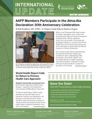 AIM-HI Practice Manual - American Academy of Family Physicians