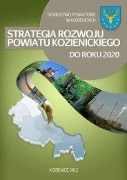strategia rozwoju powiatu kozienickiego - Powiat Kozienice