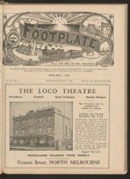 The Footplate: vol. 19, no. 4 (April-May, 1936)