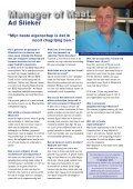 Van Hoorne Events - Vereniging Sliedrechtse Ondernemingen - Page 5
