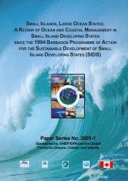 Paper Series No. 2005-1 - Global Ocean Forum