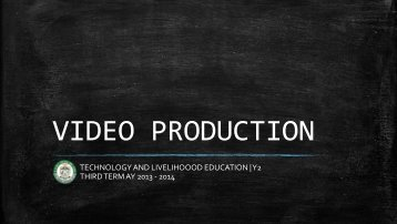 VIDEO PRODUCTION 2 (1)