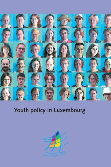 Youth policy in Luxembourg - 404 Page not found
