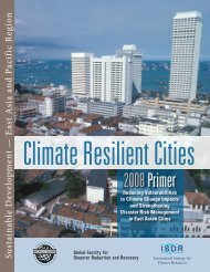 Climate Resilient Cities - World Bank Internet Error Page AutoRedirect