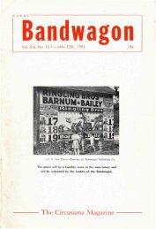 Hobby Bandwagon, January-February, 1951, Vol. 5-6, No. 12-1