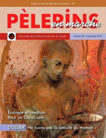 PÈLERINS en marche - Mouvement des Cursillos Francophones