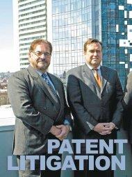 Patent Litigation Roundtable: Recent Decisions ... - Duane Morris LLP