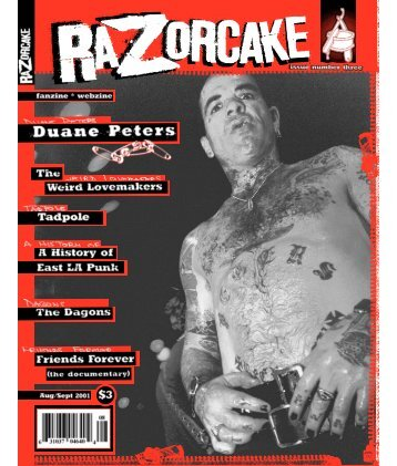 issue #03 pdf - Razorcake