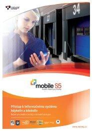 Řešení pro mobilní prodej - Cígler software, a.s.