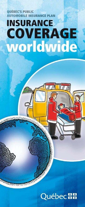 Insurance Coverage Worldwide - Société de l'assurance automobile ...