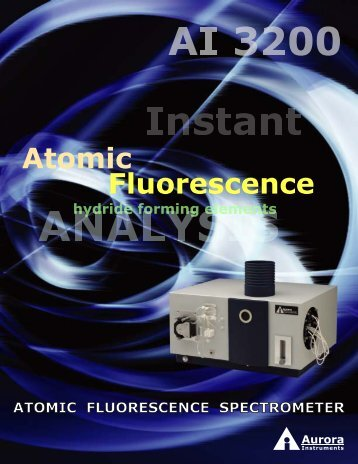 Atomic Fluorescence - Comlibris