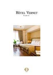 Rooms - Hotel Vernet