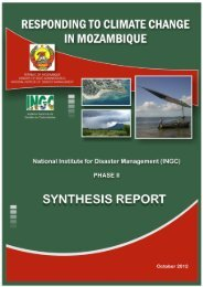 INGC Synthesis Report ENG.pdf - Africa Adaptation Programme