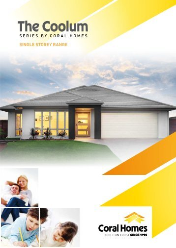 The Coolum Series - Coral Homes