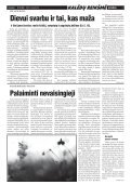Nr. 24 (289) 2008 m. gruodžio 20 d. - Krikščionių bendrija TIKĖJIMO ... - Page 5