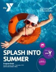 Program Guide Summer 2013 - YMCA of Orange County