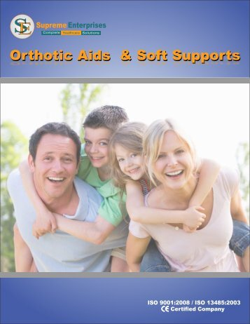 Orthotic Aids & Soft Supports - Suppreme Enterprises