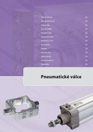 Pneumatické válce - VSK Profi