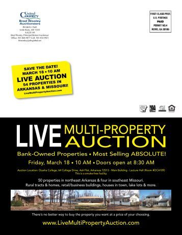LIVEAUCTiOn - United Country Real Estate