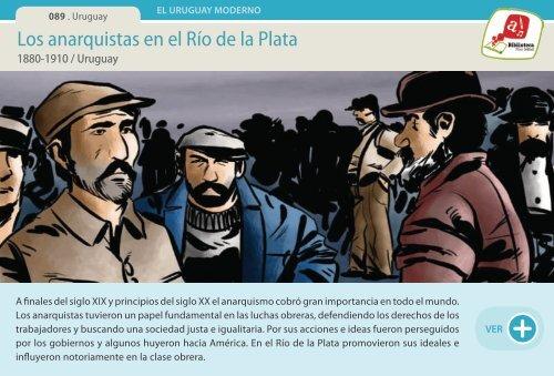 Los anarquistas en el Río de la Plata - Manosanta