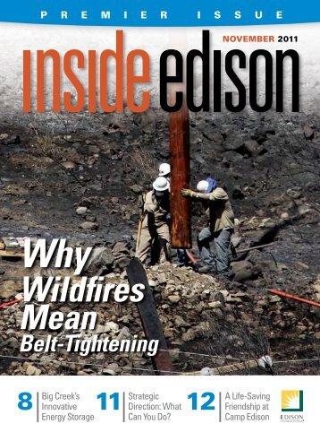 Belt-Tightening - Inside Edison - Edison International