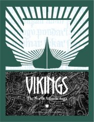 Vikings Family Guide - National Museum of Natural History ...